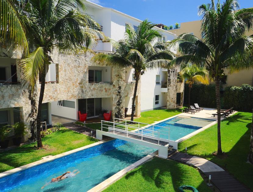 Albercas de lujo que te dejar n impresionado de casas en - Casas baratas con piscina ...