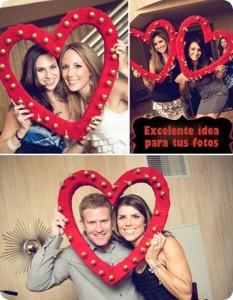 Fotos para celebrar San Valentín