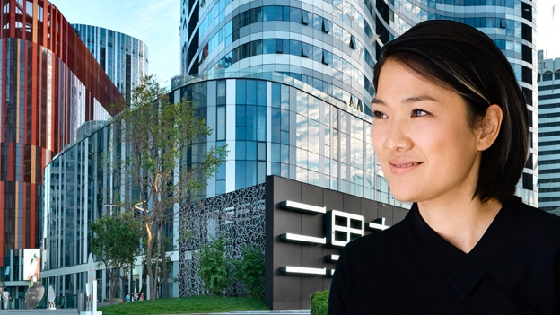Zhang Xin Mujer sector bienes raíces