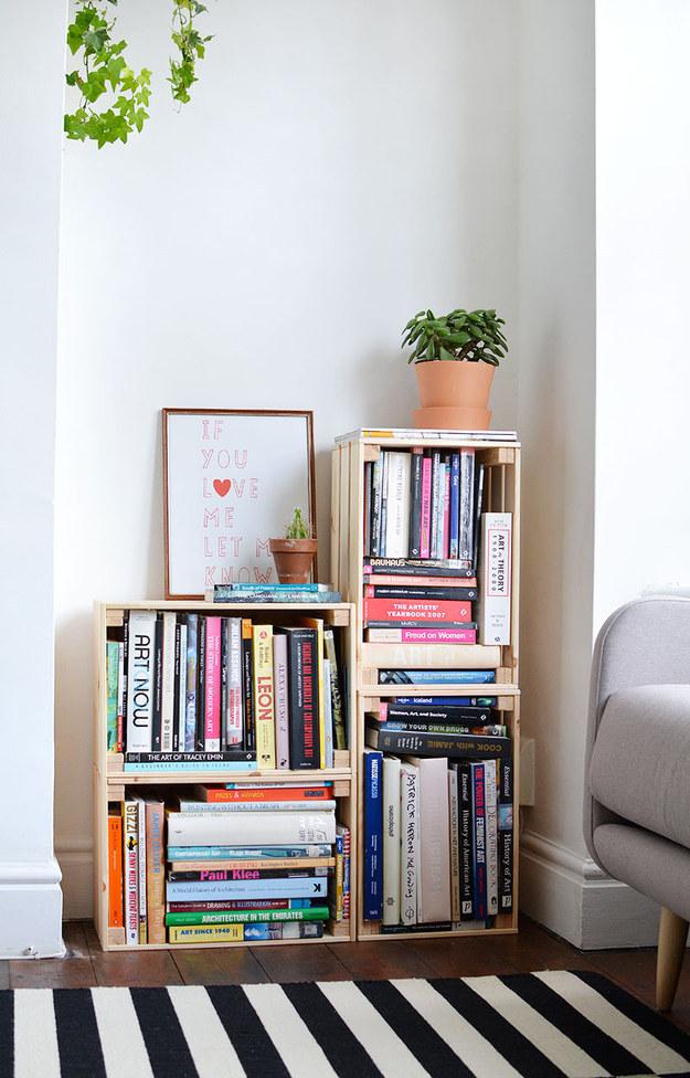 Small Bookshelf Ideas Bookcases