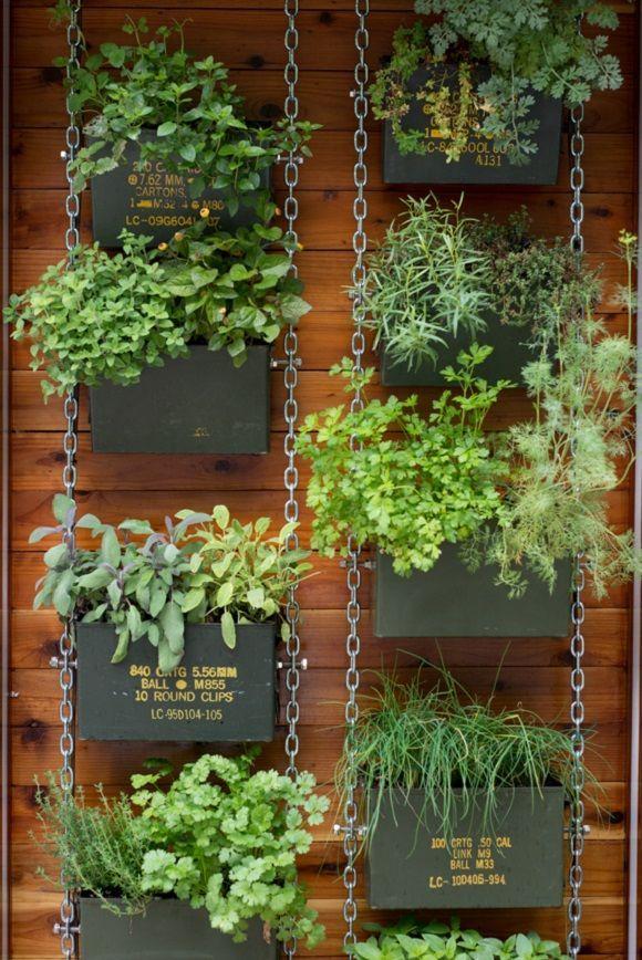 Arma tu propio jard n vertical for Materas para jardines verticales