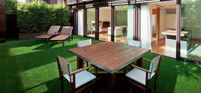 Un jardín en casa es el espacio mas reconfortante