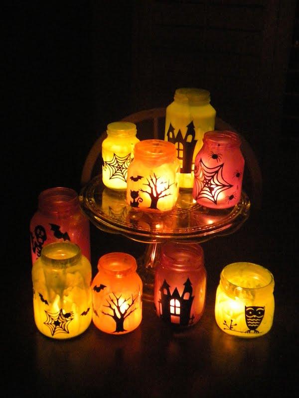 Decoracion Halloween Economica ~   imj hogar 4845 tips para una decoracion de halloween economica Fuente