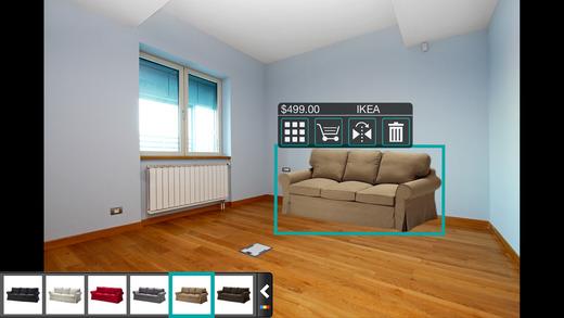 5 apps para decorar espacios en tu casa for Aplicacion para decorar tu casa