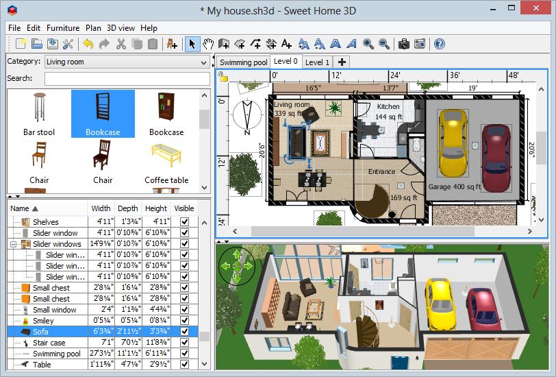 Aplicaciones para hacer los planos de tu casa for App para hacer planos