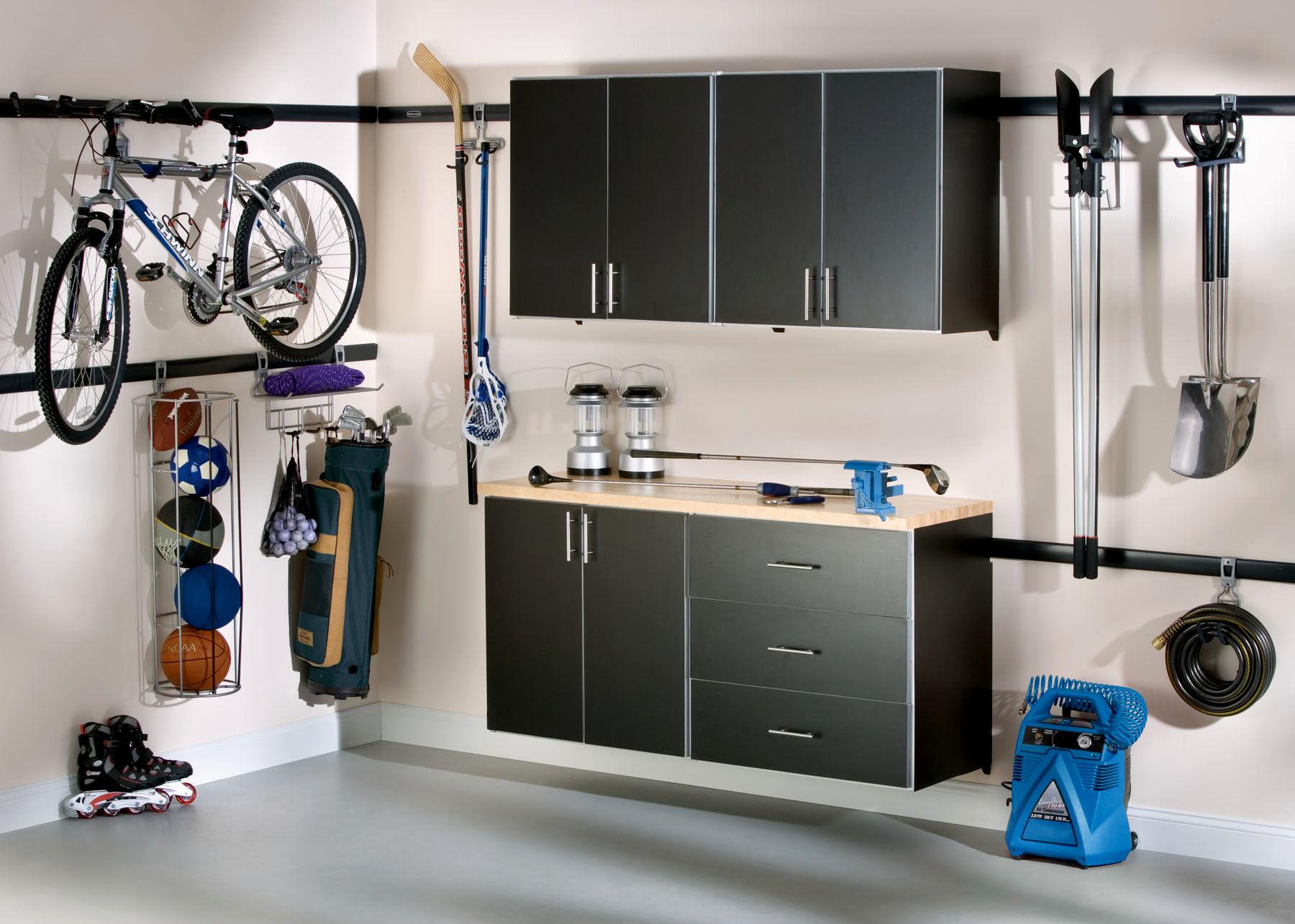 Pintura durable para tu garage
