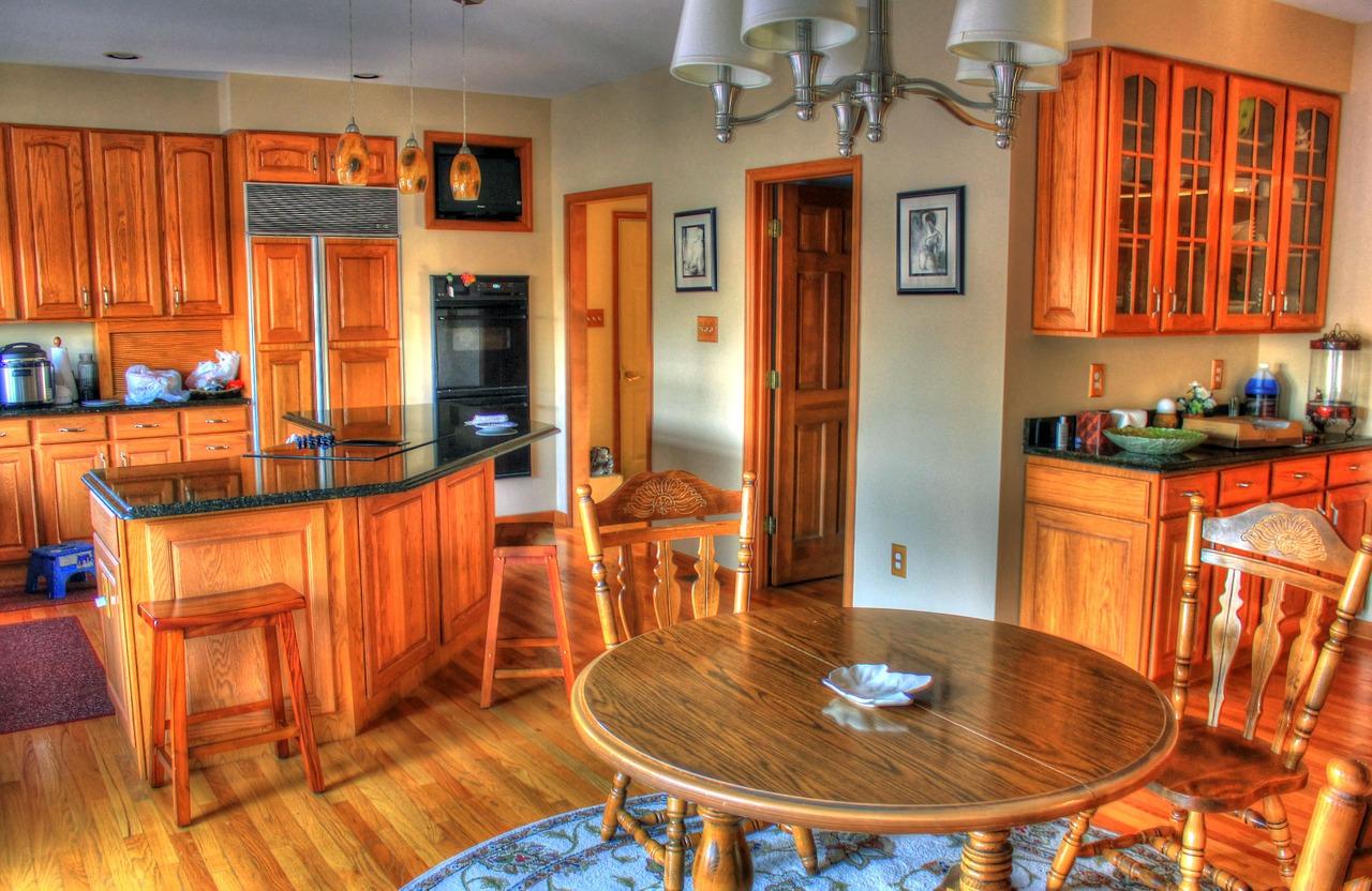 Manten tu cocina limpia