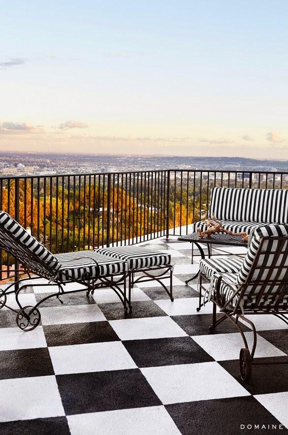 Terraza para disfrutar al aire libre