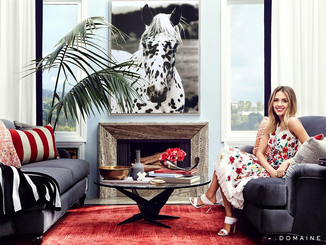 Jessica Alba pone en renta su casa