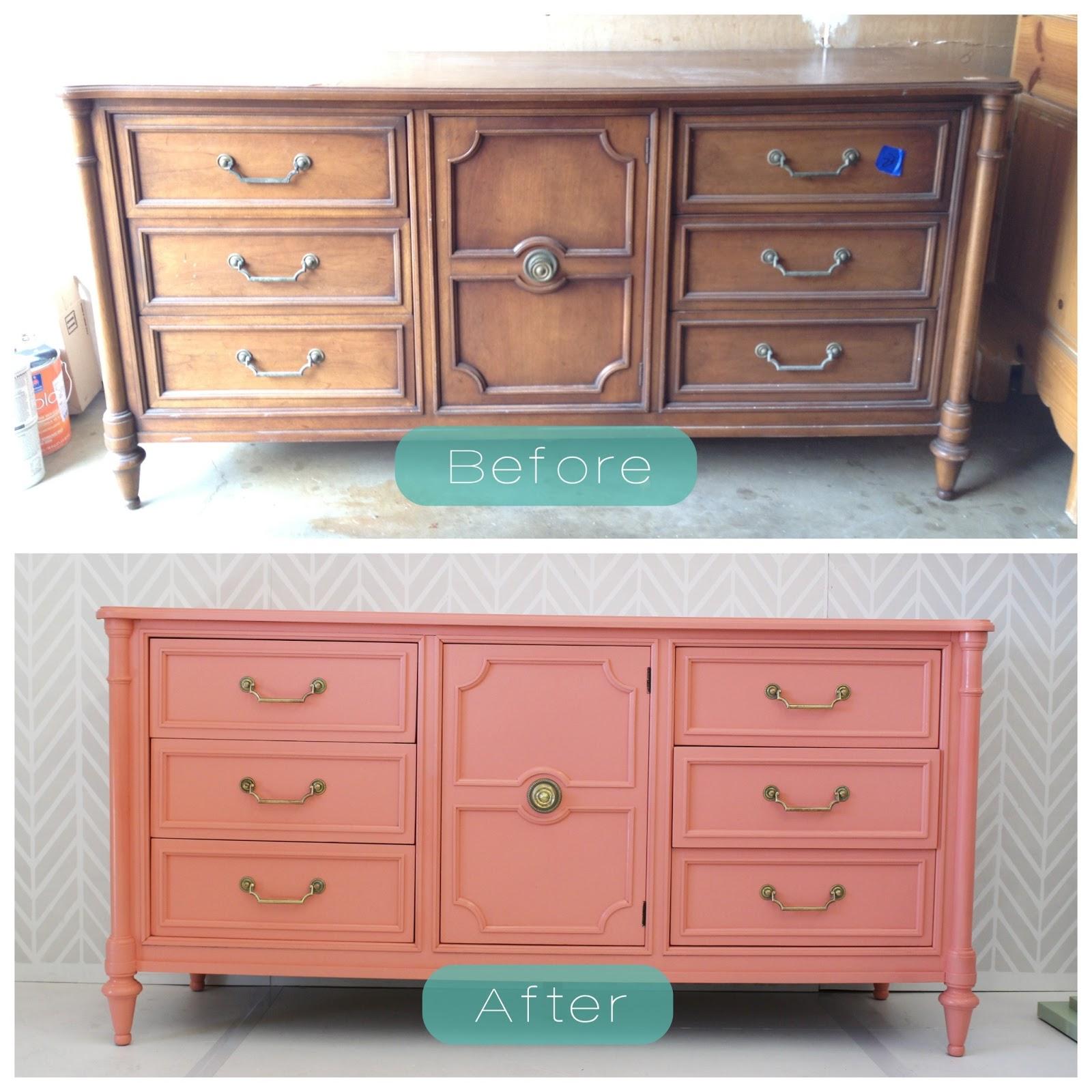 Dale Una Nueva Imagen Al Mobiliario De Tu Hogar # Muebles Reformados Antes Y Despues