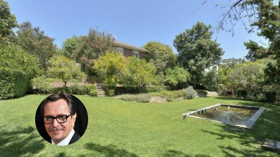 La casa del nominado al Oscar Gary Oldman