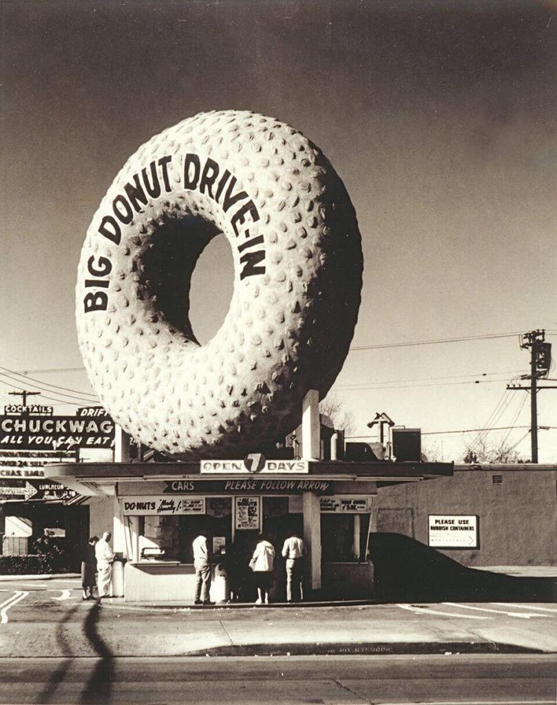 Carretera de las monstruosidades Donut