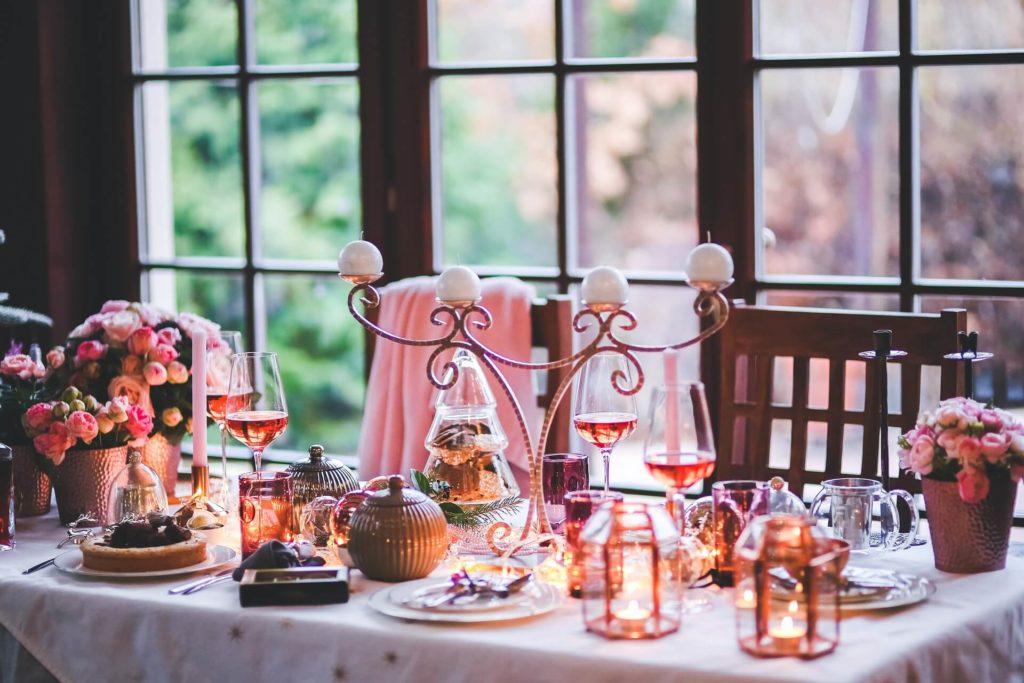 Consejos para sobrevivir a la cena de Navidad