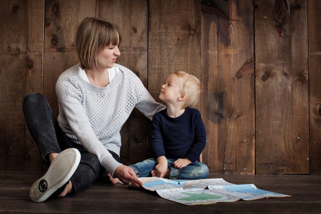 Cómo enseñar disciplina gracias a la recámara de tu hijo
