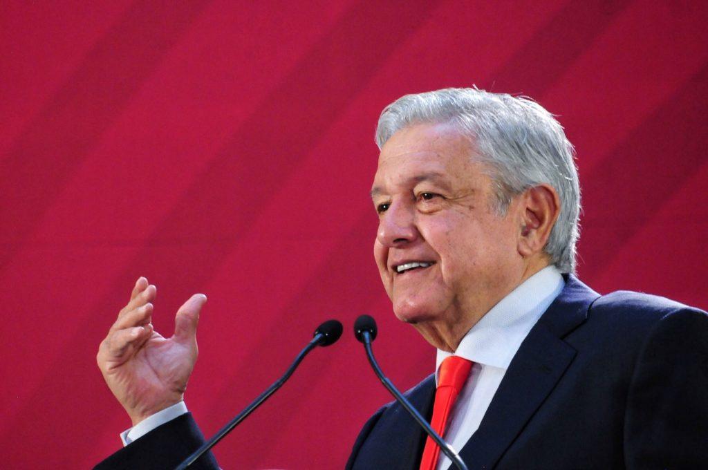 Así vive Lopez Obrador en Los Pinos