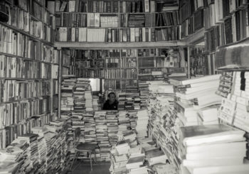 Librerías de viejo México