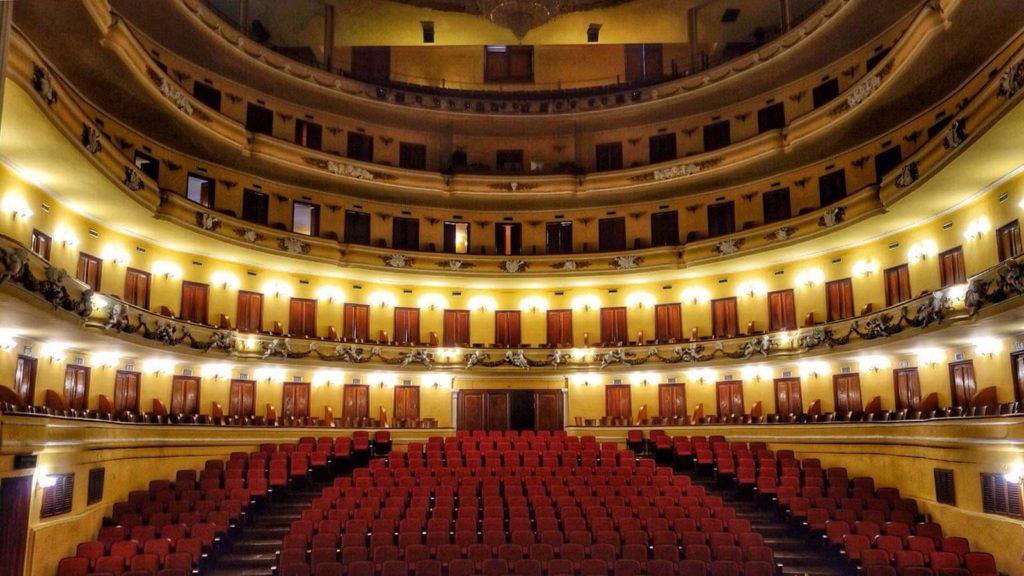 Esta es la historia del Teatro Peón Contreras