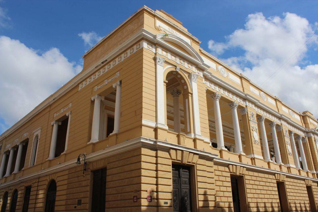 ¿Conoces la historia del Teatro Peón Contreras?