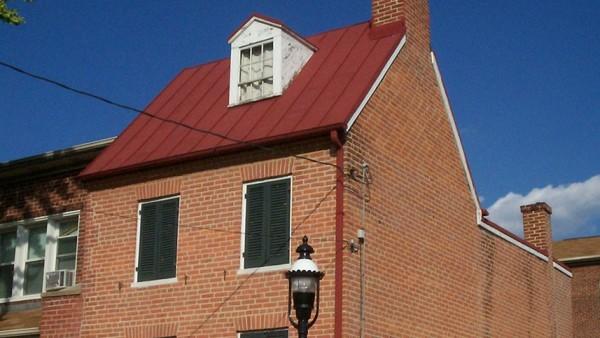 La casa de Baltimore de Edgar Allan Poe