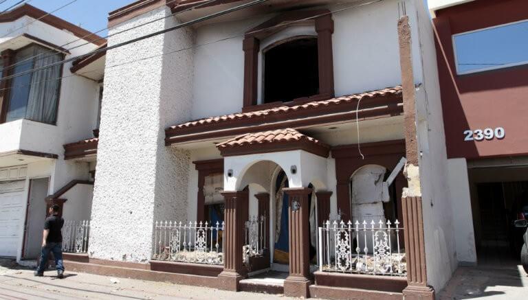 La casa de Julio César Chávez contra las drogas