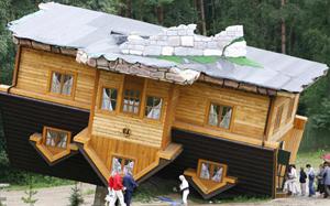 La casa comunista de Polonia