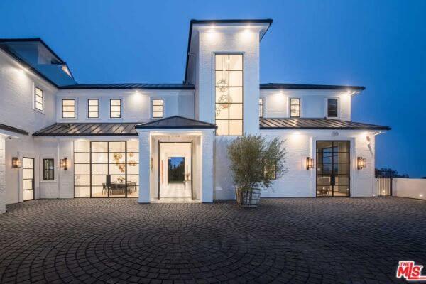La mansión de Lebron James en Los Angeles