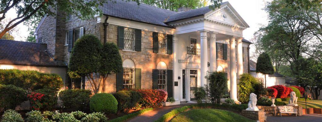 El mítico hogar de Elvis Presley