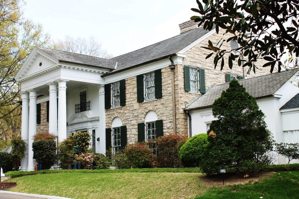 Graceland: la casas de Elvis Presley