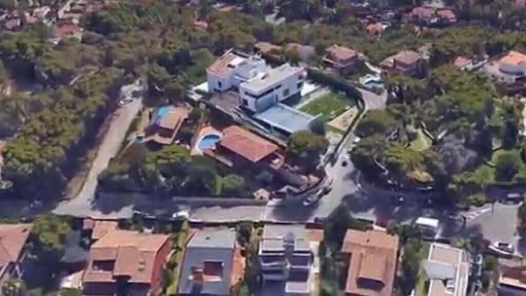 La casa de Leo Messi de la discordia