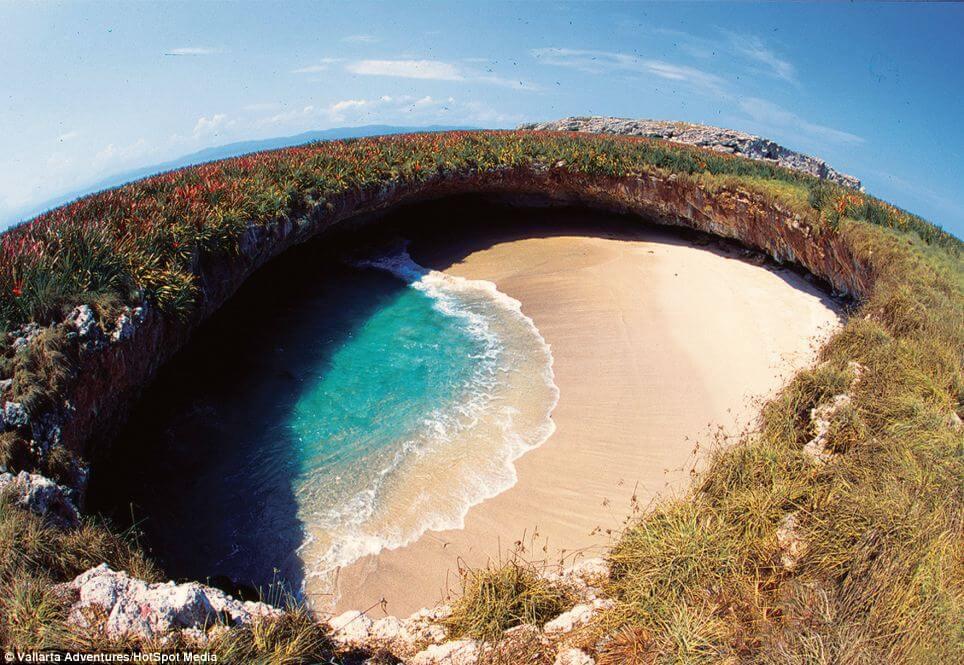 ¿Conoces Playa Escondida?