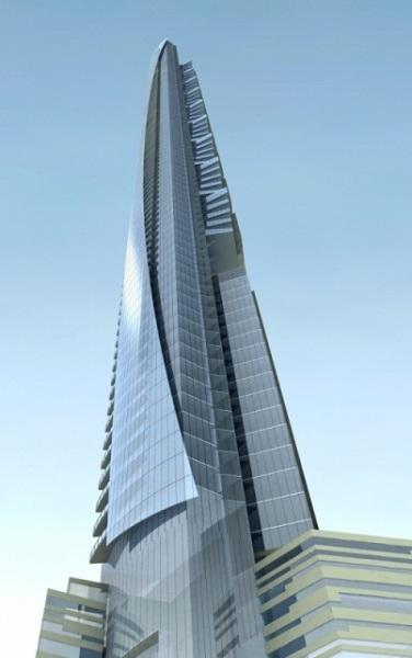 Los 5 rascacielos más grandes del mundo