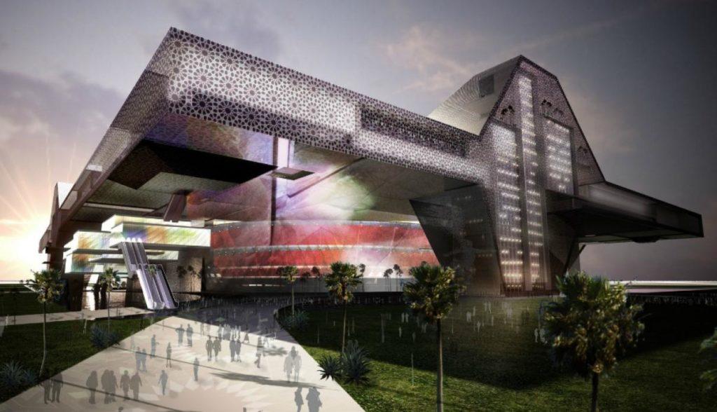 Los estadios del mundial de Qatar 2022