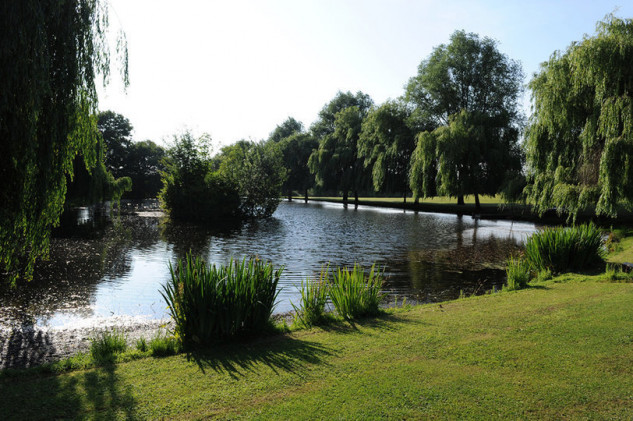 El jardín de Rod Stewart