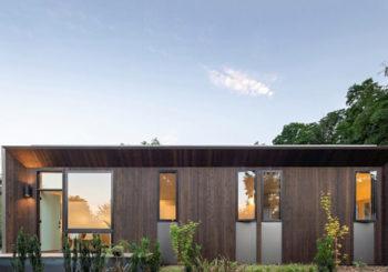 La casa prefabricada y ecológica contra el mercado del arrendamiento