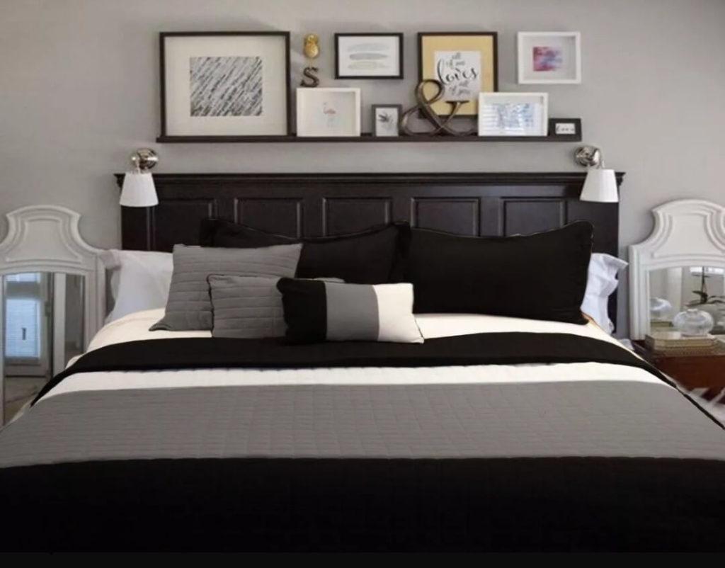 A feng-shui bedspread