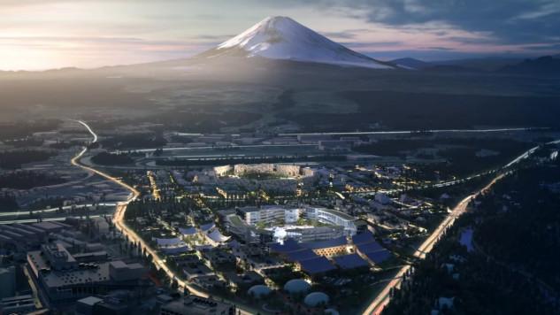 Cómo es Woven City, la ciudad de Toyota
