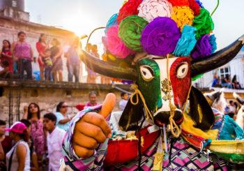 Así se celebra el carnaval en México