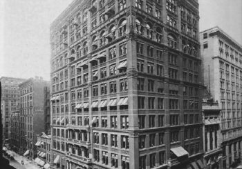 La historia del primer rascacielos del mundo