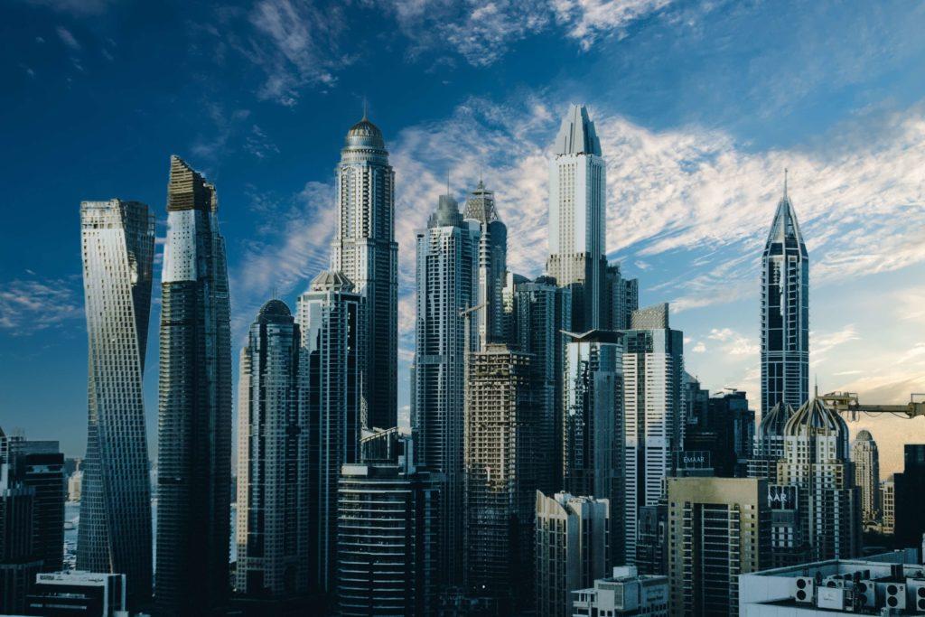 La vida en un rascacielos