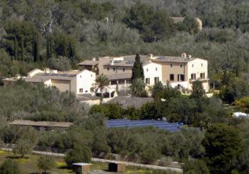La casa de los 100 millones de dólares en Mallorca